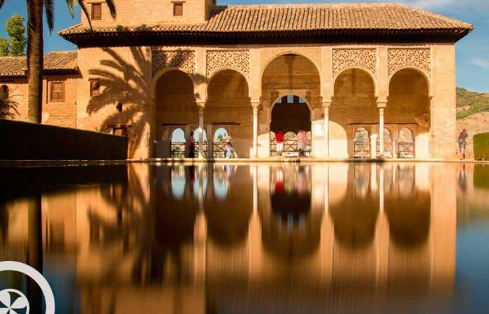 portal palace alhambra seville to granada day trip