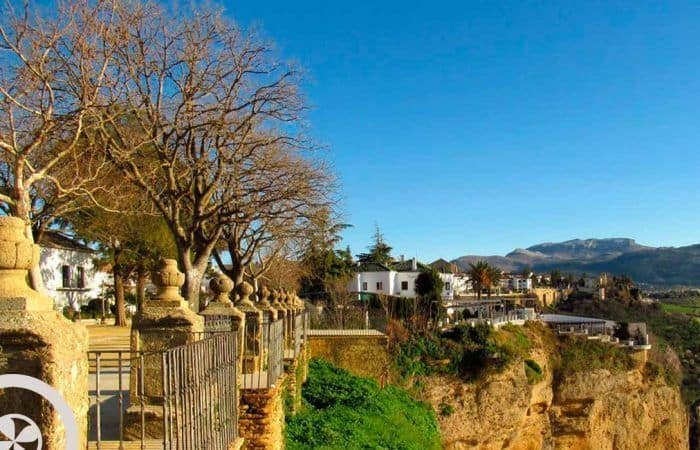 ronda landscape andalusia seville to ronda day trip