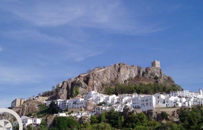 zahara de la sierra andalusia seville to ronda day trip