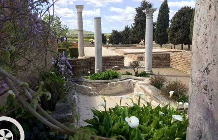 gardens seville italica tour