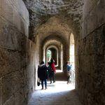 inside amphitheatre seville italica tour