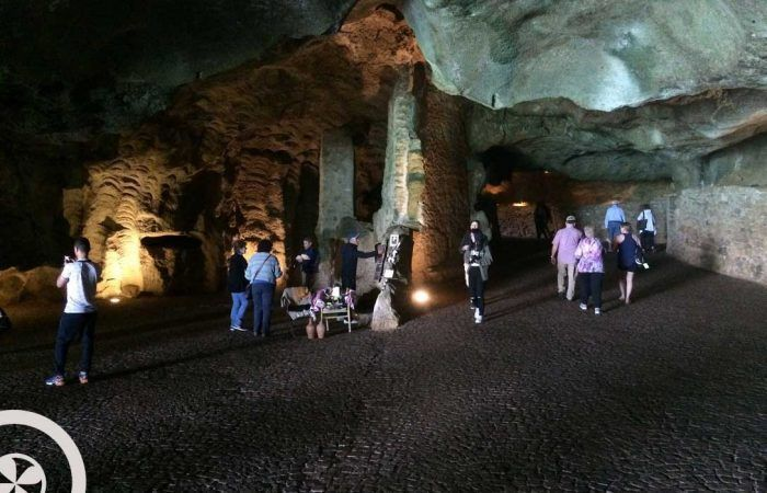 inside hercules cave morocco seville to tangier day trip