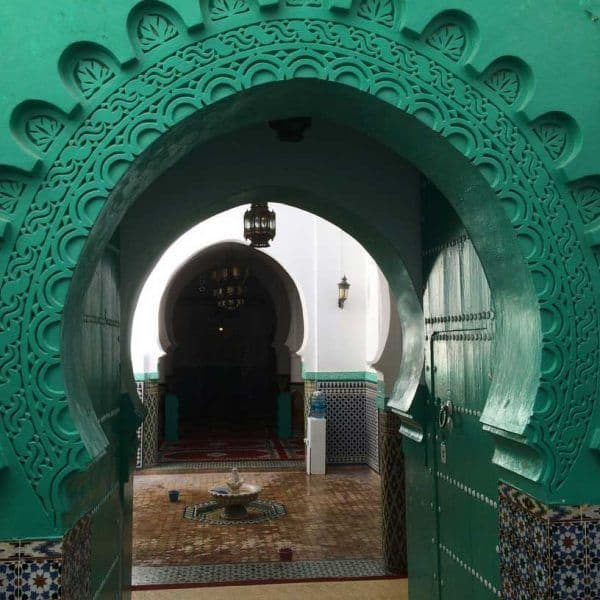mosque door morocco seville to tangier day trip