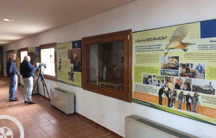 centro de observación parque nacional de doñana excursión desde sevilla