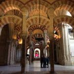 interior de la mezquita de córdoba excursión a córdoba desde sevilla