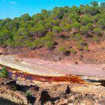río tinto huelva excursión a aracena desde sevilla