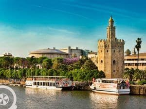 gold tower seville things to see in seville