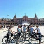 alquilar bicicleta en sevilla