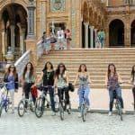 sevilla alquiler bicicletas